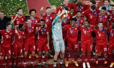 Bayern Munich Crowned Club World Cup Champions After Beating Tigres