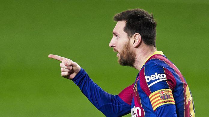 La Liga: Messi Nets Brace As Barcelona Return To Winning Ways Against Elche