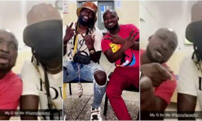 Emotional As Adebayor Reunites With Funny Face At Psychiatric Hospital