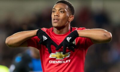 Martial Asks Manchester United to Beef Up Security After Receiving Racial Abuse And Death Threats