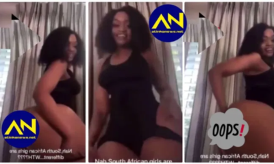 South African Lady With Uncommon Backside Shakes Social Media [Video]