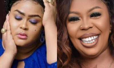 "Beef Alert! ""NDC Man Chop You For Free"" – Angry Afia Schwarzenegger Insults And Drops Dirty Secrets About Actress Vivian Jill Lawrence in New Video"