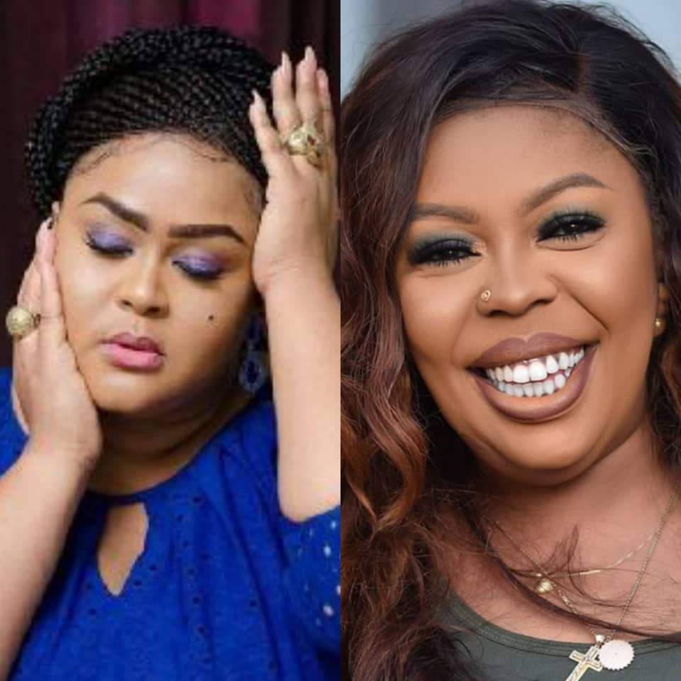"""Beef Alert! """"NDC Man Chop You For Free"""" – Angry Afia Schwarzenegger Insults And Drops Dirty Secrets About Actress Vivian Jill Lawrence in New Video"""