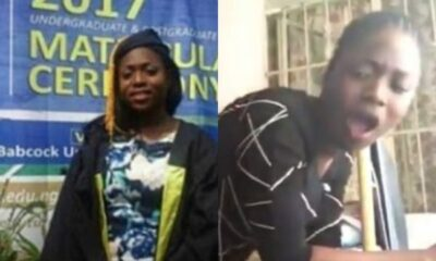 Babcock University Student Lɛaks $ɛx Tape With Fellow Student [ Watch video ]