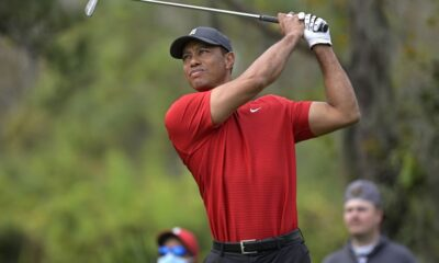 Tiger Woods Sustains 'Multiple Leg Injuries' In Serious Car Crash