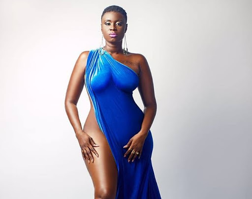 These 10 Hot Photos of Nana Akua Addo Can Make Any Man Leave His Wife/Girlfriend For Her