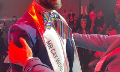 Mr Gay World South Africa 2021: Meet The Winner, Louw Breytenbach [Photos]