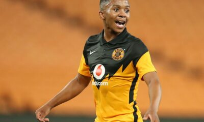 We Are Expecting A Tough Fight From Leopards - Kaizer Chiefs Player, Nkosingiphile Ngcobo