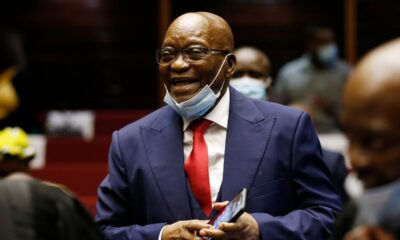 No Special Privileges For Incarcerated Jacob Zuma - Justice Minister