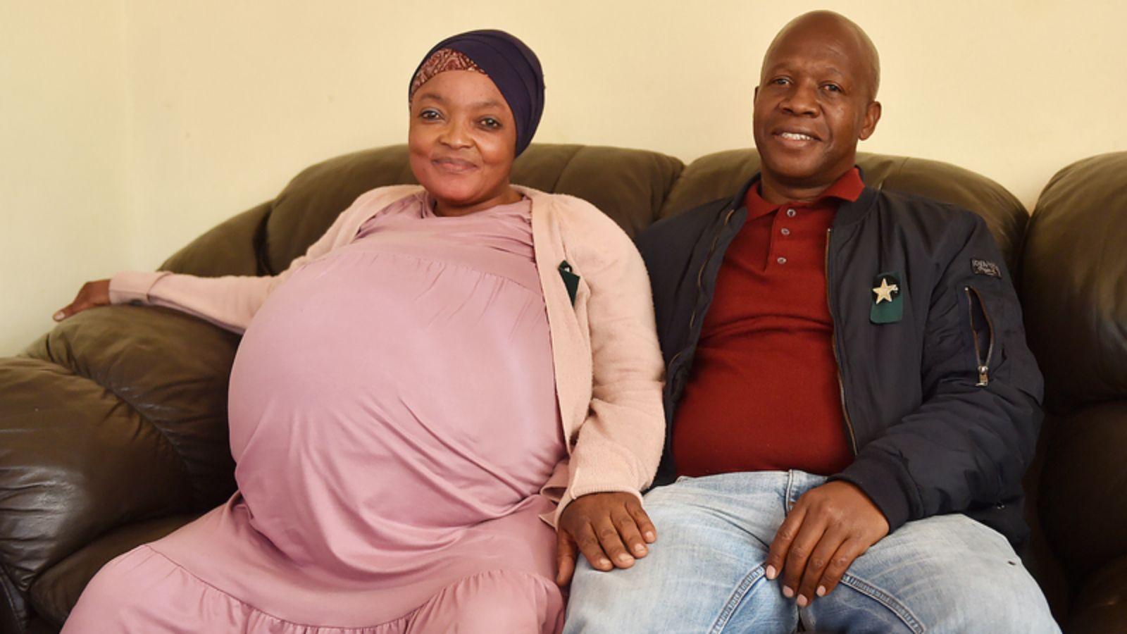 Gauteng Woman Gives Birth To 10 Children, Breaks Guinness World Record