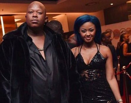 Babes Wodumo And Mampintsha Welcome Their Baby