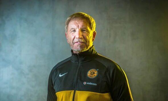 Molefi Ntseki backs Stuart Baxter to 'bring back glory days' to Kaizer Chiefs
