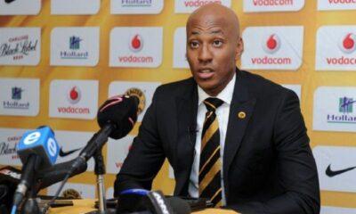 Kaizer Motaung Jr To Team Up With Bobby, Molefi Ntseki To Make Chiefs Great Again