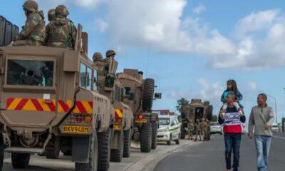 CONFIRMED: SANDF Deployed In KZN And Gauteng