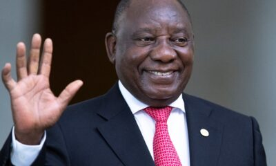 South Africa Violence: Prez Ramaphosa Says Unrest Was ''Instigated'' As He Visits Affected Areas