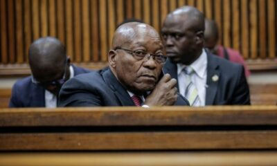 Jacob Zuma Graft Trial Resumes Online After Deadly South Africa Violence