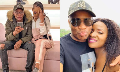 Makhadzi Clears The Air About Her And Master KG