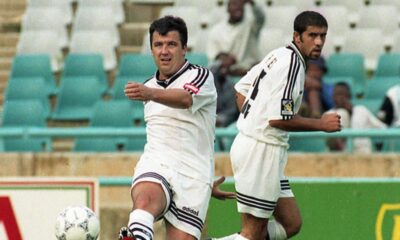 PSL Chairman Irvin Khoza Pays Tribute To The Late Anthony Reeves And Mark Byrne