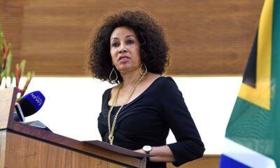 Lindiwe Sisulu's ANC Presidential Campaign Takes Off