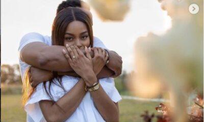 K Naomi Gets Engaged!