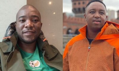 Mmusi Maimane And Shimza Go At Each Other Again