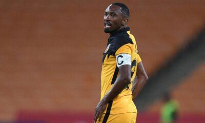 Record-breaker Bernard Parker Kaizer Chiefs' Hero Against SuperSport United
