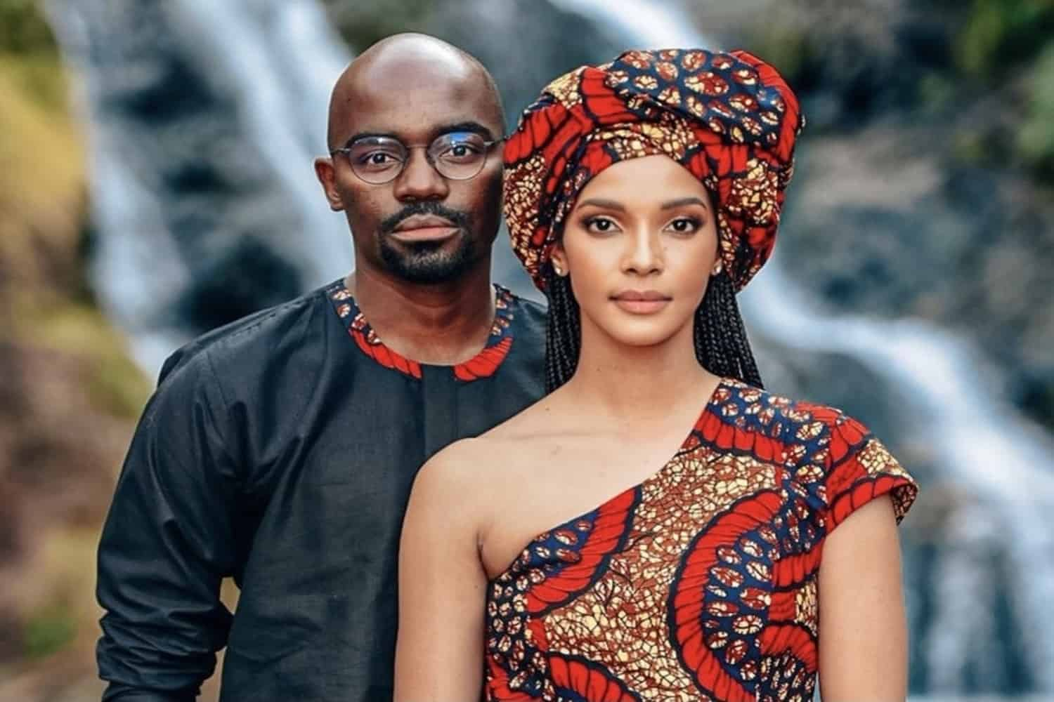Dr Musa Mthombeni Claps Back At Haters
